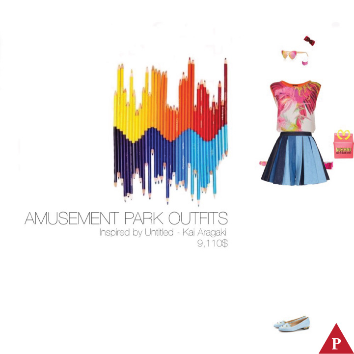 9110$ Amusement Park #MostExpensiveOutfit Inspired by Untitled 2014 – Kai Aragaki