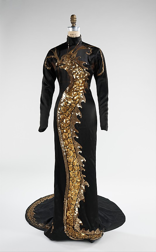 Evening dress 1934 by Travis Banton (American, 1894–1958)-56.170.5_front_CP4