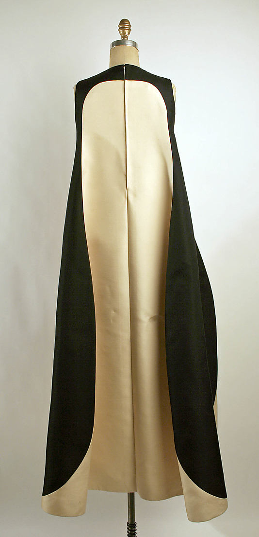Evening dress 1968 by Jean Marie Armand-1971.45_B