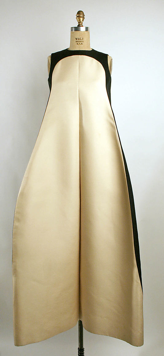 Evening dress 1968 by Jean Marie Armand-1971.45_F