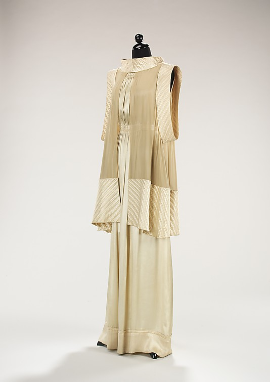 Evening ensemble Spring 1935 by House of Lanvin-60.160.4a-b_CP3