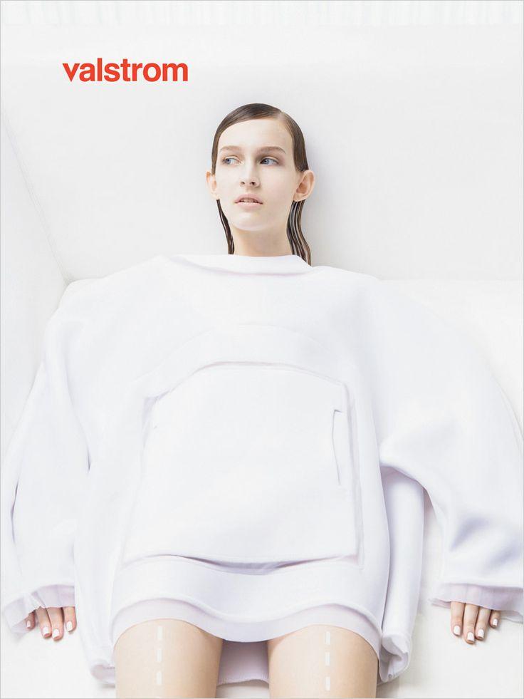 Julia Fuchs by Lauretta Suter for Valstrom Magazine 2014
