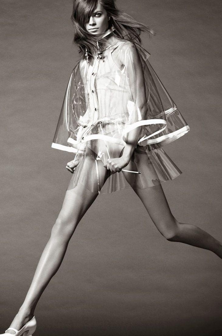 Lexi Boling - Voilà - Vogue Italia May 2014 Steven Meisel