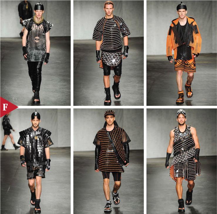 London-fashionweek-fall-ready-to-wear-SPRING 2015 MENSWEAR-KTZ