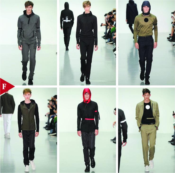 London-fashionweek-fall-ready-to-wear-SPRING 2015 MENSWEAR-Lee Roach
