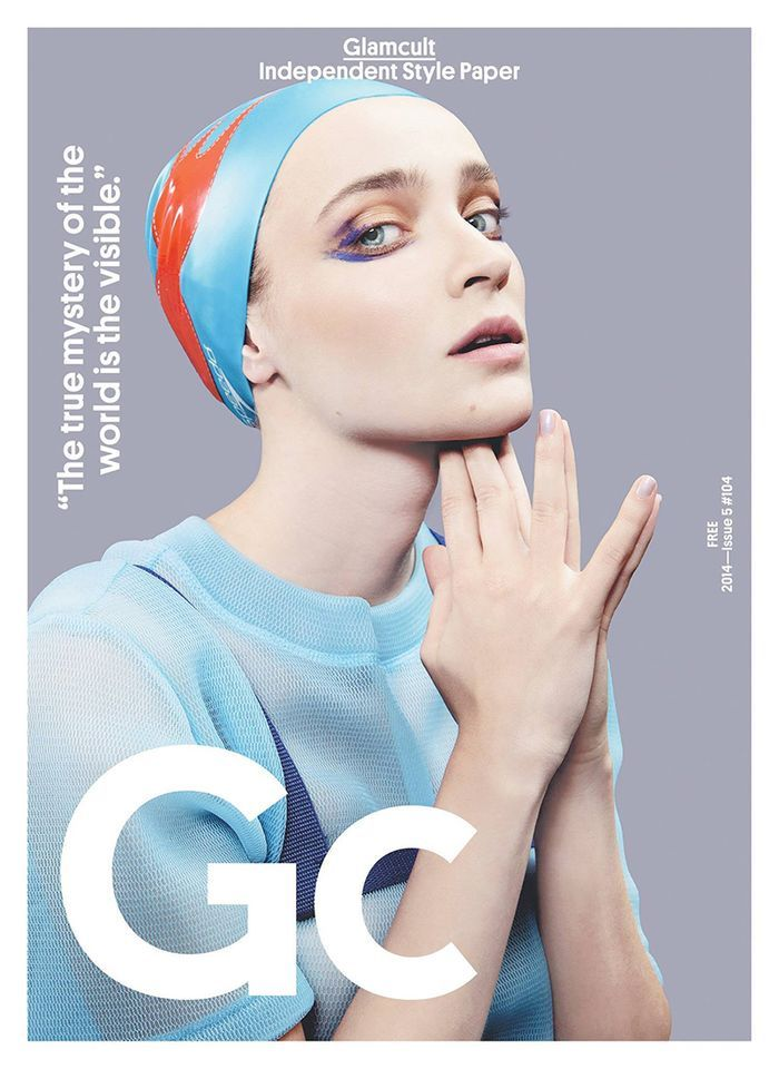 Lynn by Ester Grass for Glamcult No.5 2014