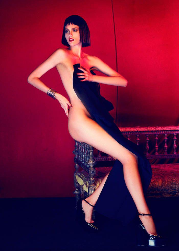Marina Jamieson - Eastern Mistress - BMM Magazine, 2013 Enric Galceran