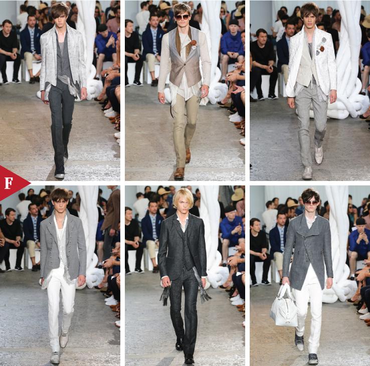 Milan-fashionweek-fall-ready-to-wear-SPRING 2015 MENSWEAR-John Varvatos