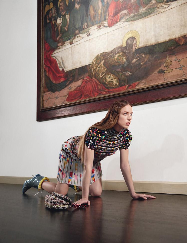 Raquel-Zimmermann-W-Magazine-Willy-Vanderperre-14