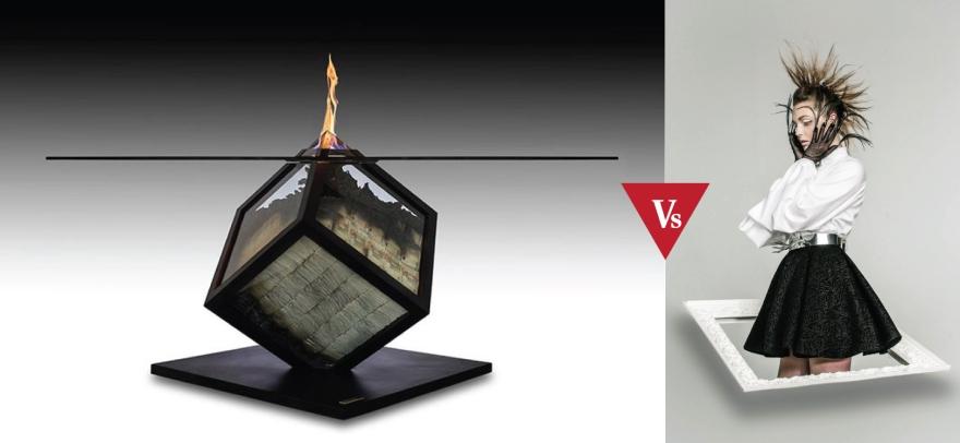 Art #VsFashion - Too Much Burning ft. Alejandro Monge, Marcin Ziolko