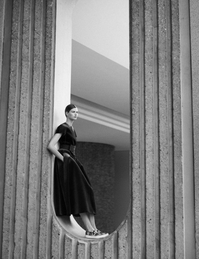 Bette Franke - Bette - Elle France 2013 Thomas Whiteside