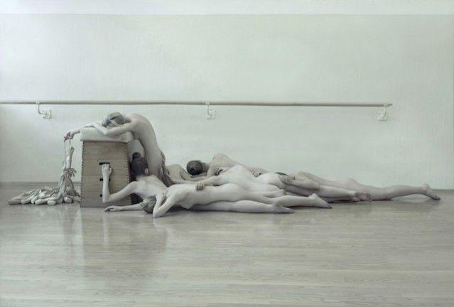 Ecce Homo, 2014 Evelyn Bencicova