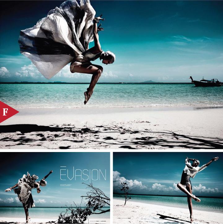 FashionPortFolio-Albina Kireeva - Evasion- 2014 Saurabh Dua