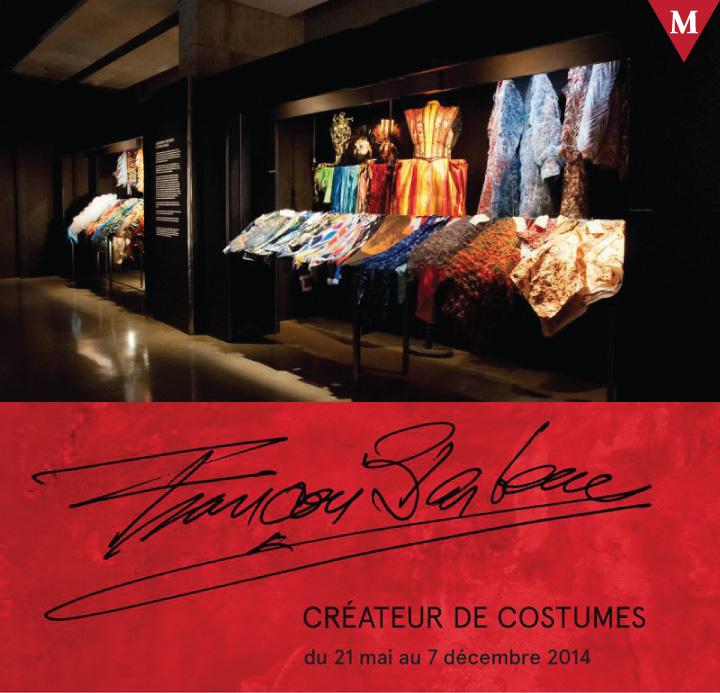 MONTRÉAL EVENT-François Barbeau- créateur de costumes