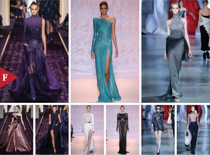 Paris-fashionweek-fall-couture-fall-2014-womenswear-Atelier Versace-Zuhair Murad-Ulyana Sergeenko