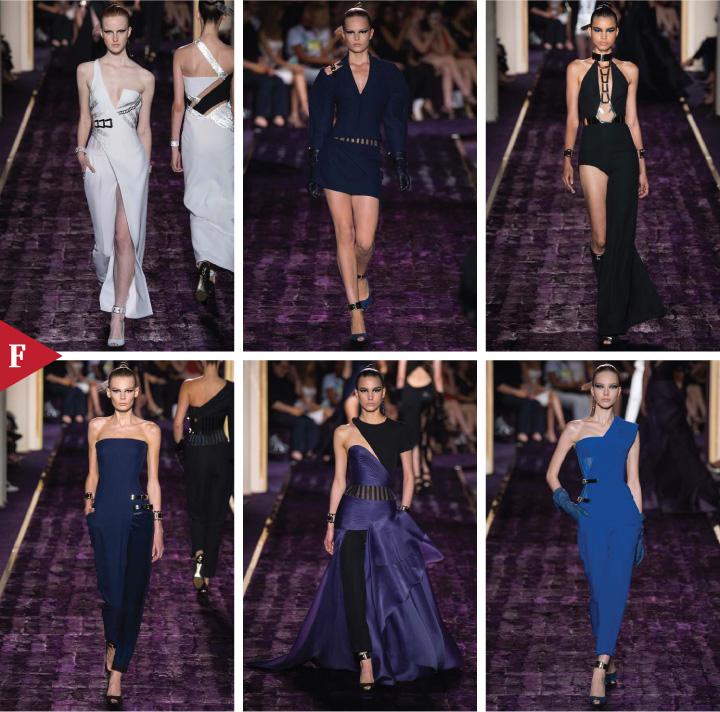 Paris-fashionweek-fall-couture-fall-2014-womenswear-Atelier Versace