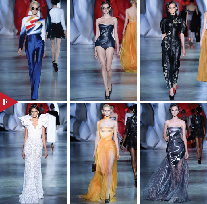 Paris-fashionweek-fall-couture-fall-2014-womenswear-Ulyana Sergeenko