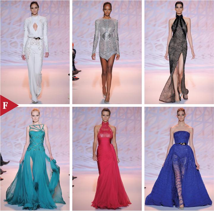Paris-fashionweek-fall-couture-fall-2014-womenswear-Zuhair Murad