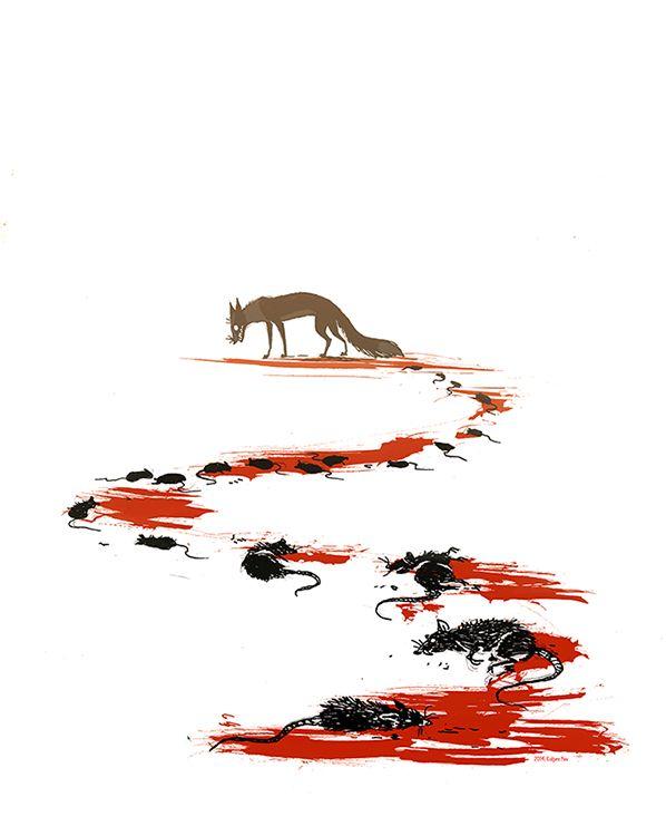 Rattenmord, 2014 Raven S. Fox