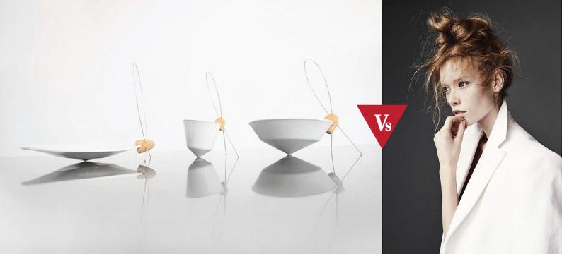 Vs Fashion-Art #VsFashion - Natural Delicacy