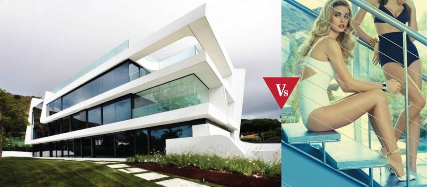 Architecture #VsFashion - Pool Weave ft. A-cero- Diego Uchitel