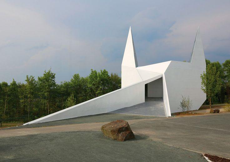 Chapel Siegerland, Germany, 2013 Till Schneider, Michael Schumacher