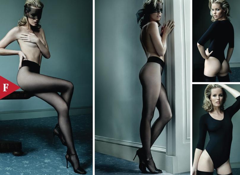 FashionPortFolio-Caroline Winberg - Wolfords Fall 2014 Mario Testino