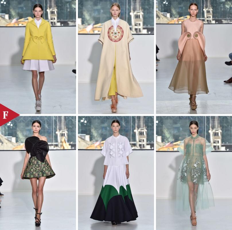 #FashionWeek Spring-Summer 2015 - New York - Womenswear - Delpozo