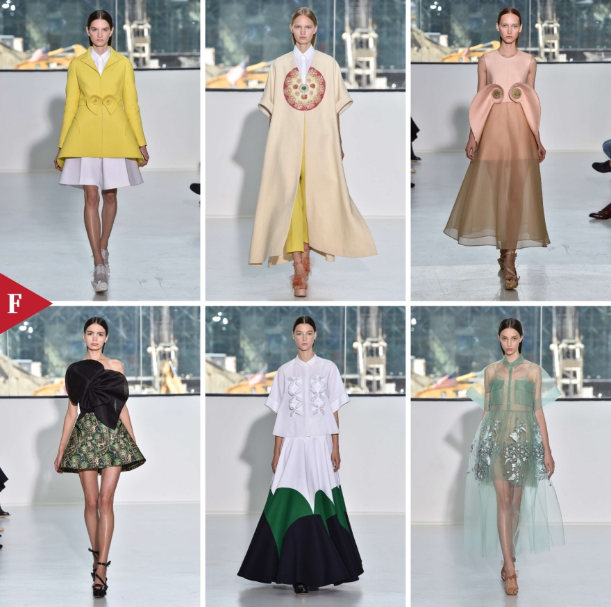 #FashionWeek Spring-Summer 2015 - New York - Womenswear - Delpozo