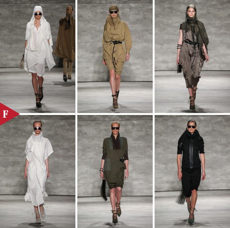 #FashionWeek Spring-Summer 2015 - New York - Womenswear - Nicholas K