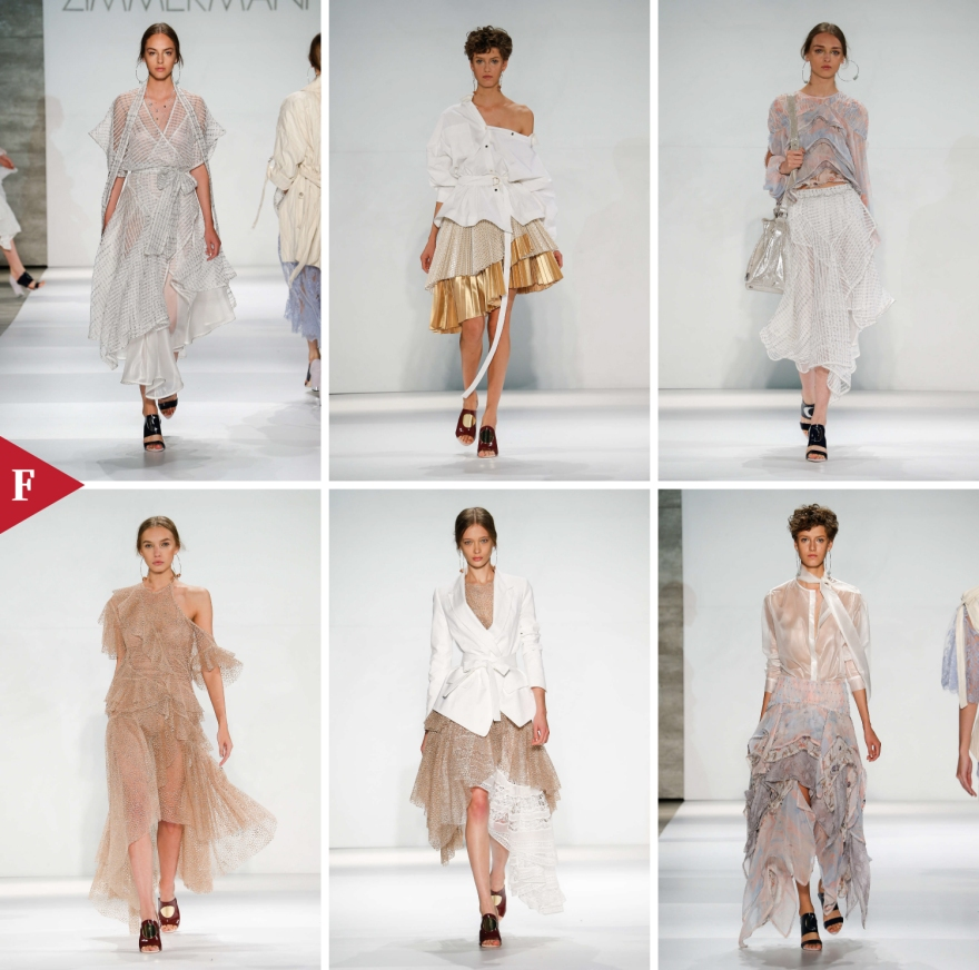 #FashionWeek Spring-Summer 2015 - New York - Womenswear - Zimmermann