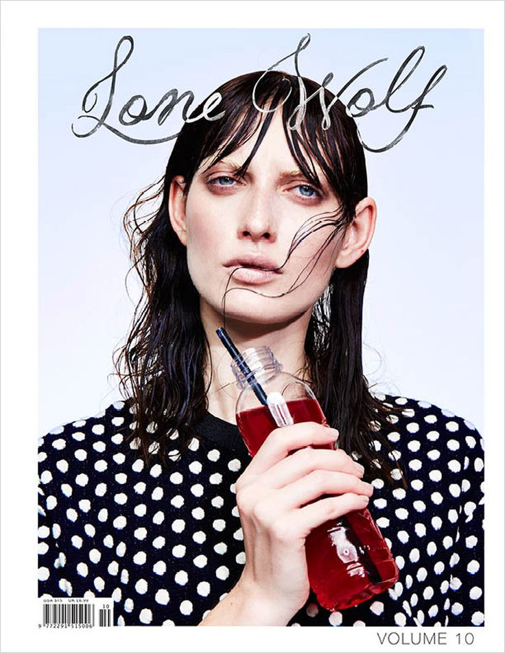 Katharina Friedrich by Jette Stolte for Lone Wolf 2014