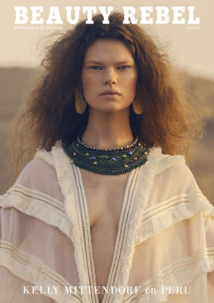 Kelly Mittendorf by Sebastian Mun for Beauty Rebel #3, 2014