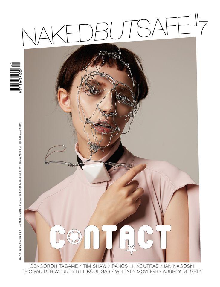 Ranya Mordanova by Stratis for Naked But Safe No.7, 2014