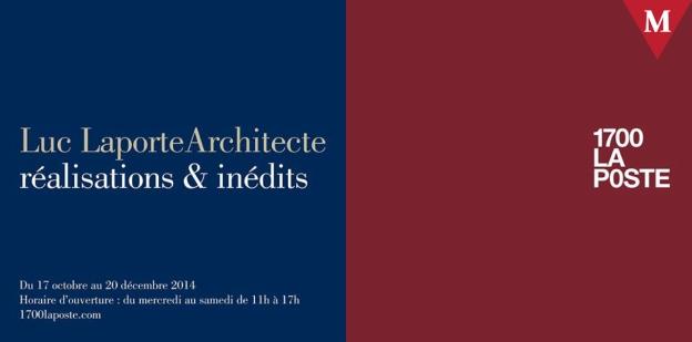#ArchitectureMTL Luc Laporte architecte. Réalisations et inédits à 1700 La Poste