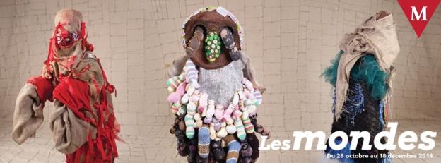 #ArtMTL Les mondes, exposition d'art des personnes ayant un problème de santé mentale #ArtQuiFaitDuBien