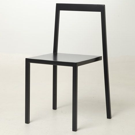 Chair 3-4, 2014 Sandro Lominashvilli
