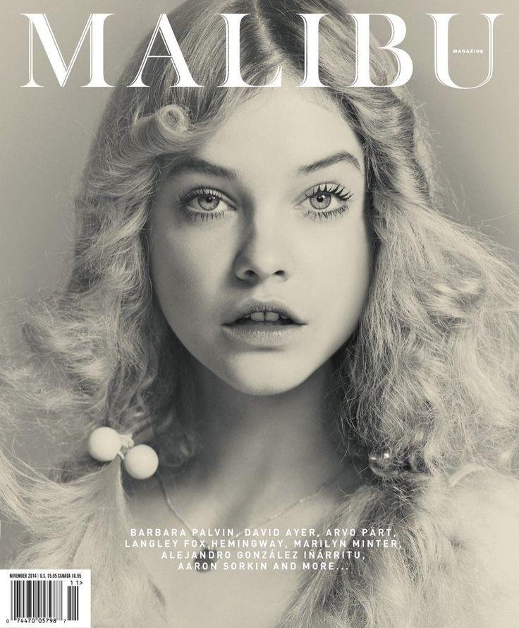 Barbara Palvin by Guy Aroch for Malibu Magazine November 2014