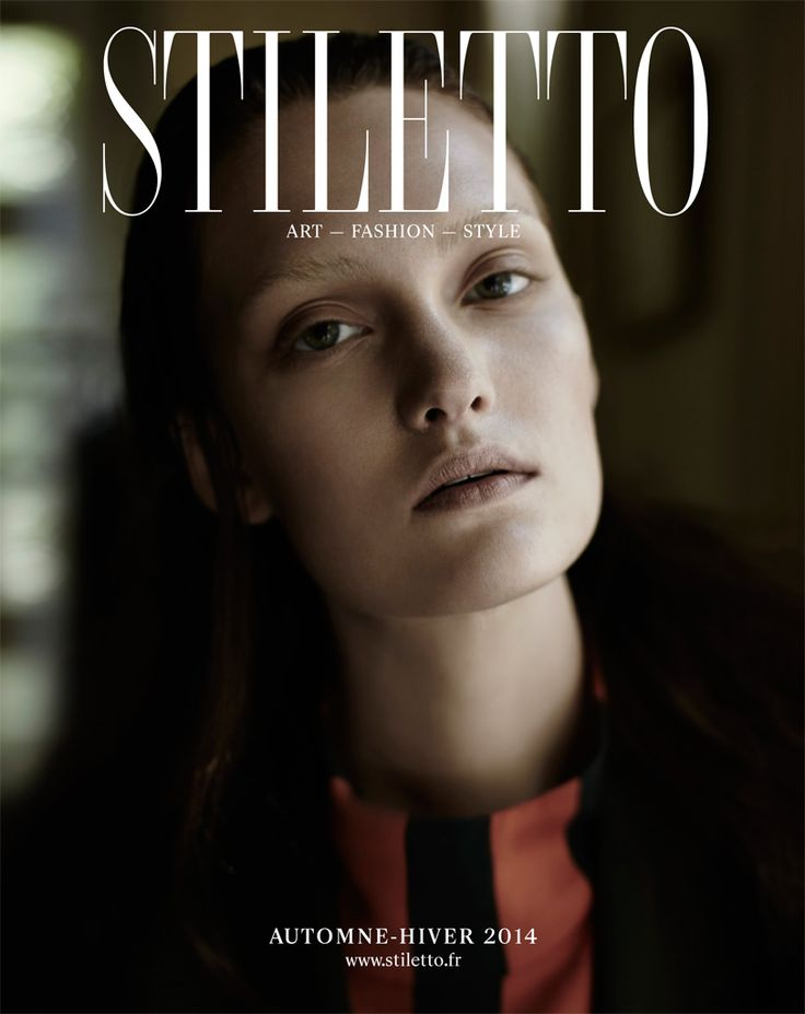 Victoria Anderson by Boris Ovini for Stilleto Fall 2014