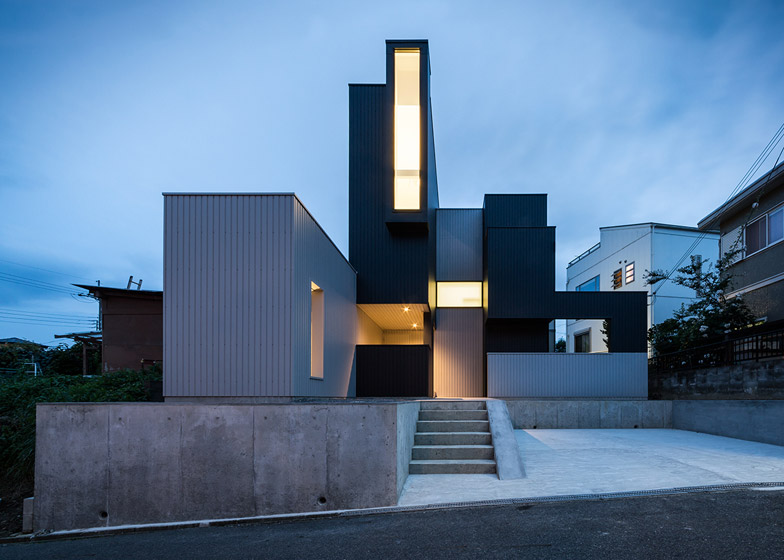 Scape House - Shiga, Japan, 2014 Kouichi Kimura