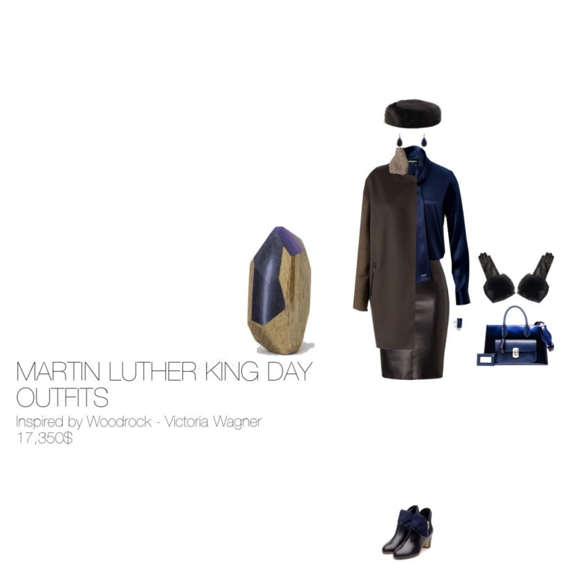 17,350$ Martin Luther Day #MostExpensiveOutfit Inspired by Woodrock 2014 – Victoria Wagner