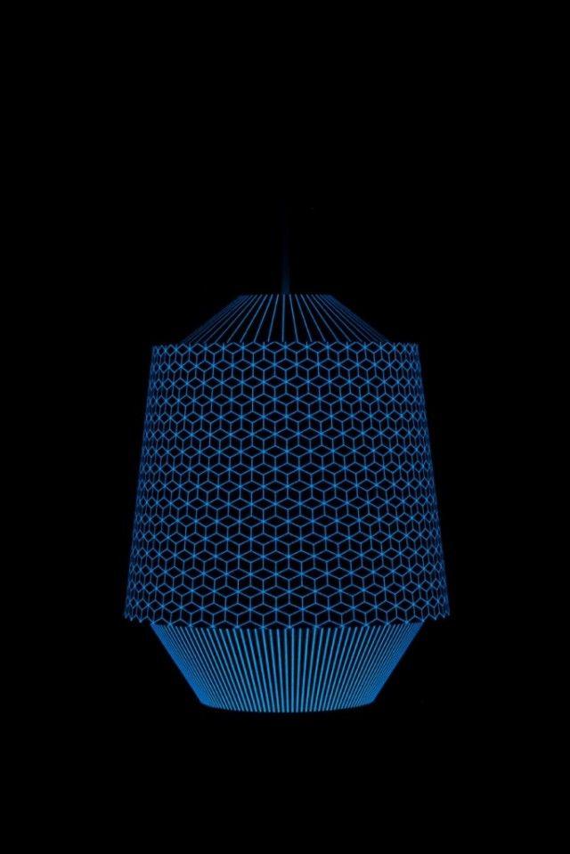 Afterglow Lamp, 2015 Tineke Beunders, Nathan Wierink @Ontwerpduo