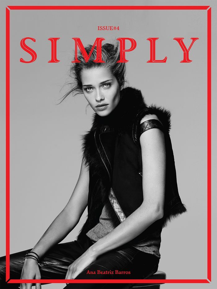 Ana Beatriz Barros @anabbofficial by Gomillion & Leupold @GnLstudios for Simply www.simplythemag.com No.4