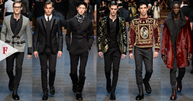 #FashionWeek-3-Uppermosts-Menswear-Fall-2015-Milano-@cameramoda-#MFW-Dolce-&-Gabbana