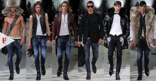 #FashionWeek-3-Uppermosts-Menswear-Fall-2015-Milano-@cameramoda-#MFW-Dsquared