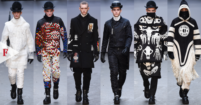 #FashionWeek-Top-3-Menswear-Fall-2015-London-@LondonFashionWk-KTZ