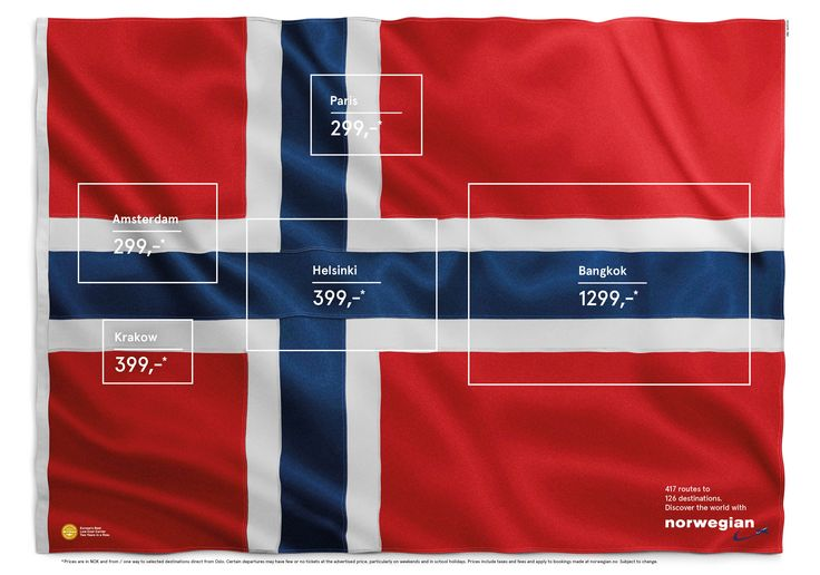 @Fly_Norwegian- The Flag of Flags by @mcsaatchisthlm