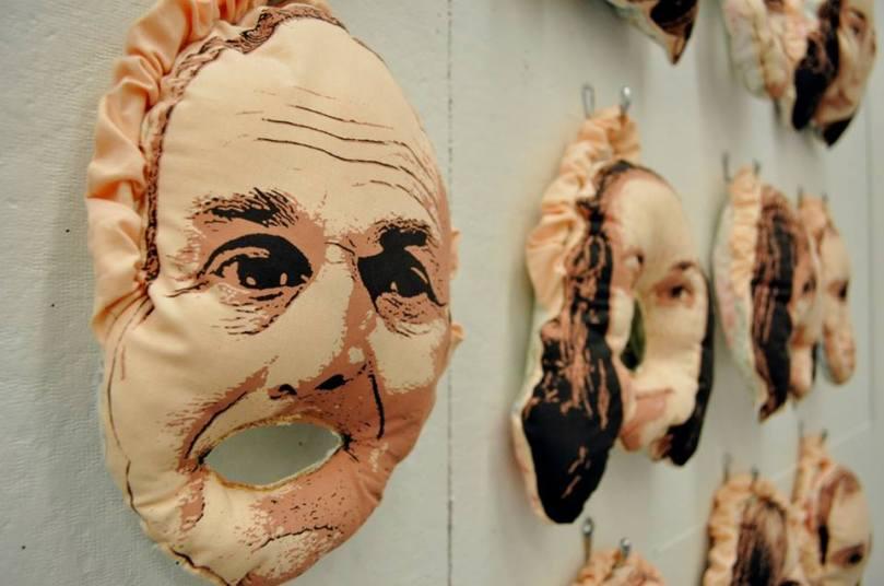 Les masques - Michelle LaSalle