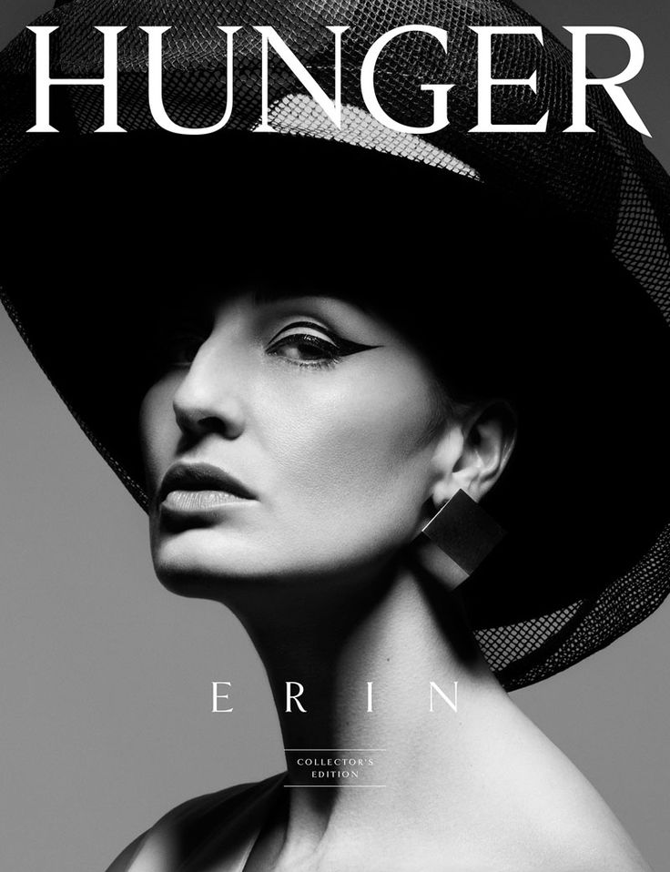 Erin O'Connor @Erin_O_Connor by Rankin @Rankin Photography for Hunger @HungerMagazine (Limited Edition) #08 2015