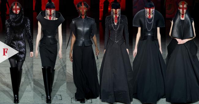 #FashionWeek-3-Uppermosts-Womenswear-Fall-2015-London-@LondonFashionWk-#LFW---Gareth-Pugh